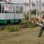 Grünflächenpflege auf Werksgeländen, bei Energieversorgern und in Kommunen