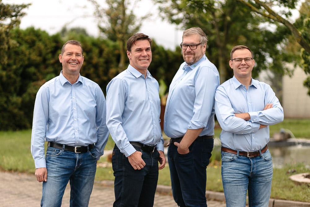 janssen-landschaftspflege-Team Vertrieb